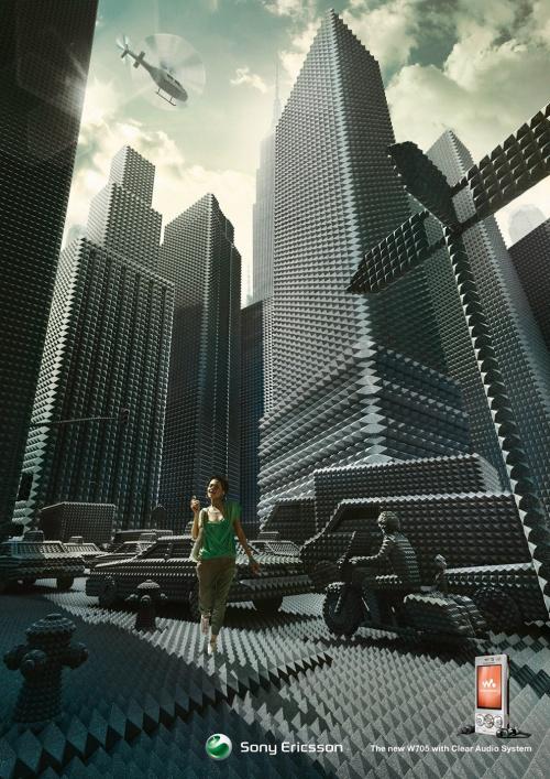 Современная реклама: электроника и технологии. часть 2 (100 фото)