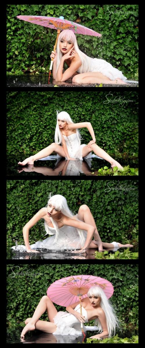 Фото в стиле . . . ( Ladies in White ) (237 фото)