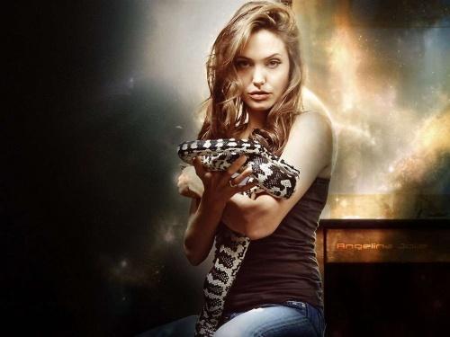 Анджелина Джоли Войт / Angelina Jolie Voight (468 фото) (6 часть)