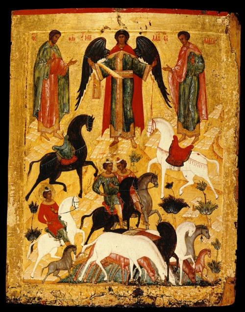 Русская икона | 1051-1502 | Russian icons (240 икон) (2 часть)