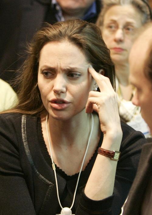 Анджелина Джоли Войт / Angelina Jolie Voight (346 фото) (7 часть)
