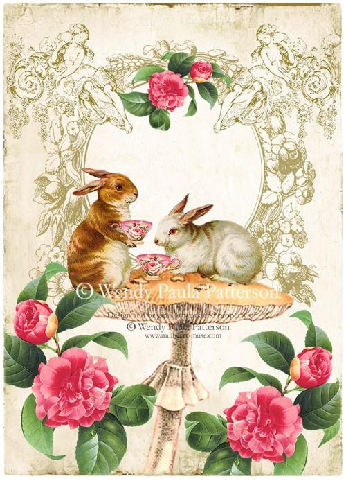 Mulberry Muse-коллекция подарочных карт и поздравительных открыток (27 открыток)