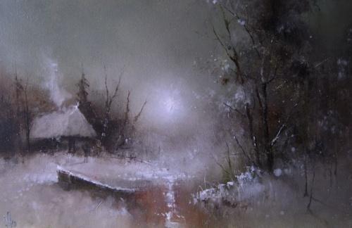 Художник Игорь Медведев - Живопись (56 работ)