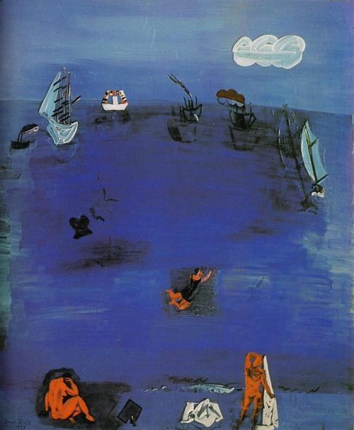 Французкий художник Рауль Дюфи ( Raoul Dufy) (37 работ)