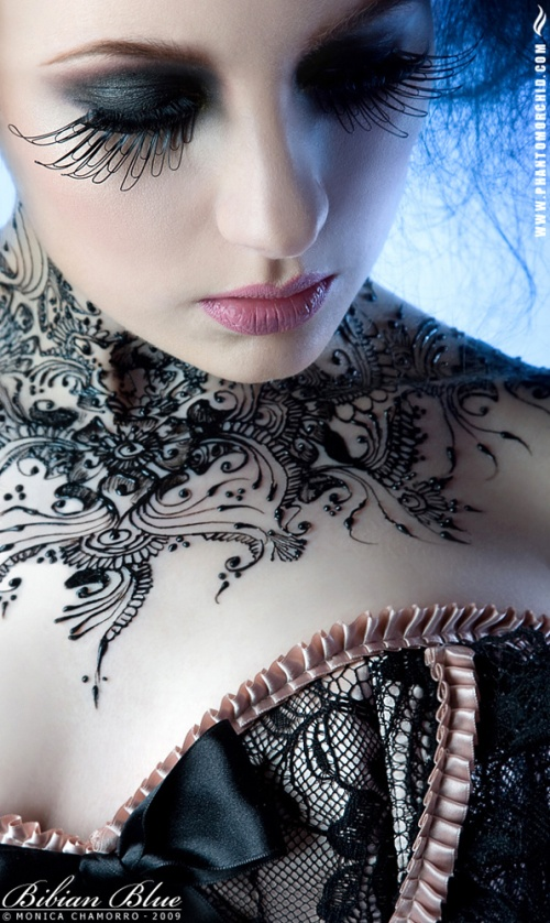 Clothing Designer Bibian blue (83 фото)
