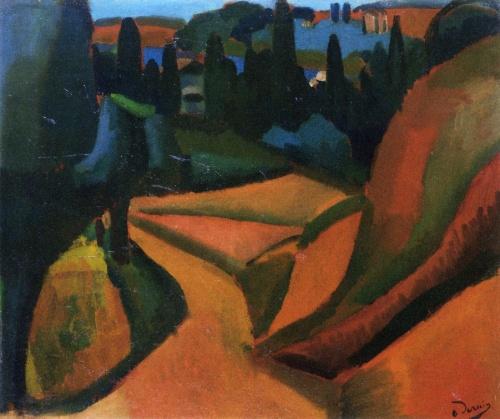 Французский художник Андре Дерен (Andre Derain) (19 работ)