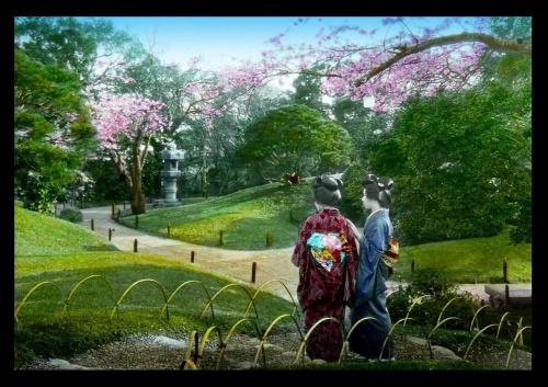 Cтарая Япония. часть 6 (51 работ)