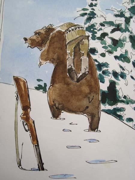 Художница-анималистка Данчурова Татьяна Ивановна (63 работ)