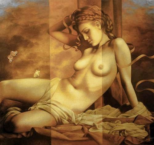 Артур Брагинский - Картины в стиле НЮ (52 работ)
