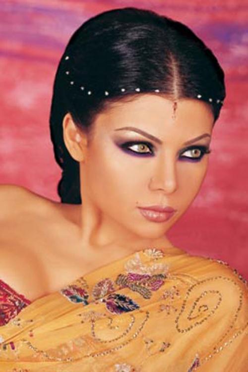прически арабских женщин фото