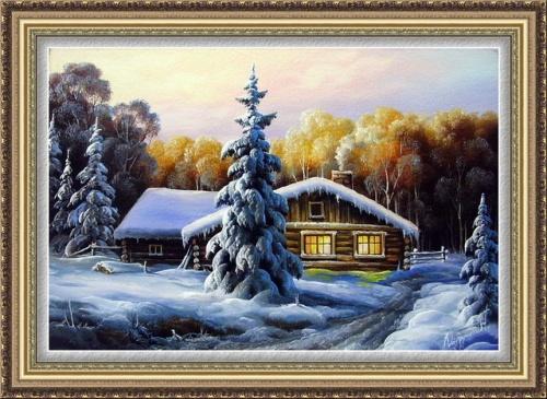 Художник Найденов Александр (Najgyonov Alekszandr) (48 работ)