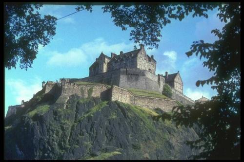 Древние замки (138 фото)