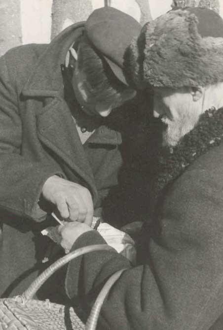 Бесценная коллекция фотографий , сделанных немецкими солдатами на Восточном фронте 1941 - 1943 (97 фото)