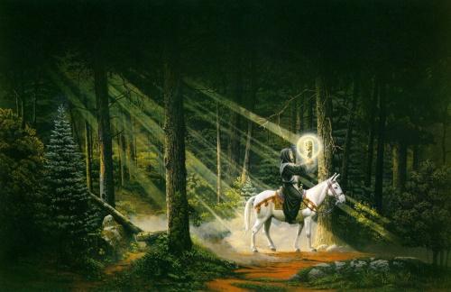 "Работы художника Даррелла К. Суита / Darrell K. Sweet ""Artworks"" (81 работ)"