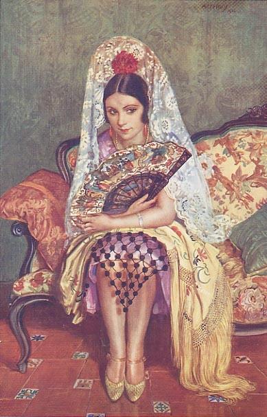 Английский художник George Owen Wynne Apperley (71 работ)