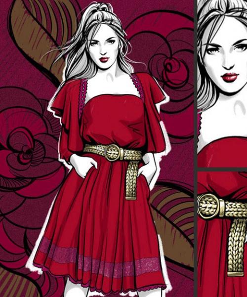 Wonderful Illustrations by Tati Ferrigno (48 работ)