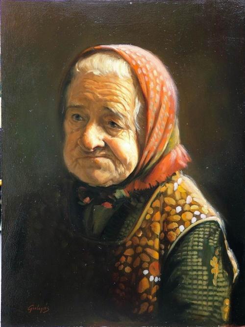 Художник Laszlo Gulyas (105 работ)