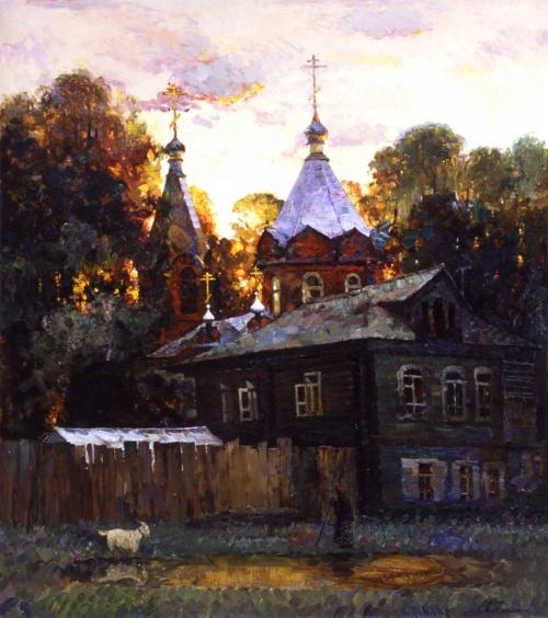 Художник Сергей Кузин (37 работ)