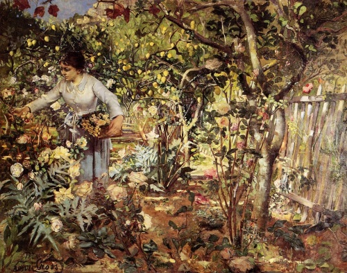 Французский художник Анри Эдмон Кросс (Henri Edmond Cross) (109 работ)