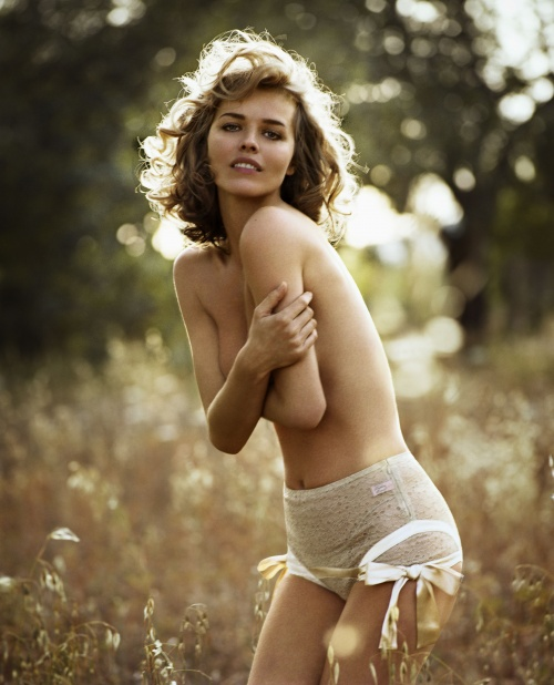 23 Eva Herzigova – Vincent Peters Photoshoot (23 фото) (эротика)