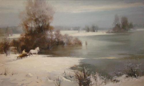 Живопись Андрея Черныша (29 работ)