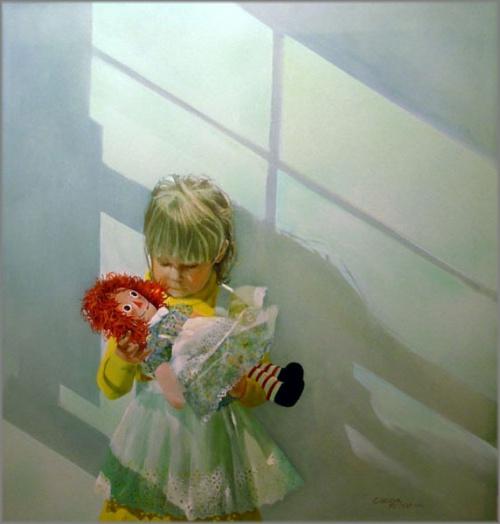 Художница Carolyn Blish (45 работ)