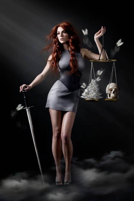 Сказочные женщины в работах Alexia Sinclair (55 фото) (эротика)