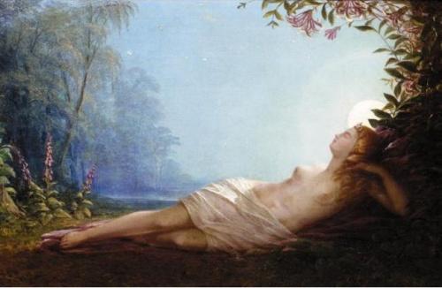 Викторианский художник John Simmons  (21 работ)