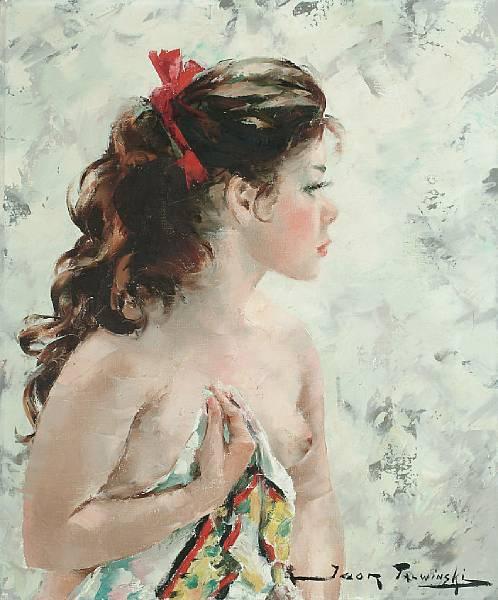 Польский художник Igor Talwinski (20 работ)