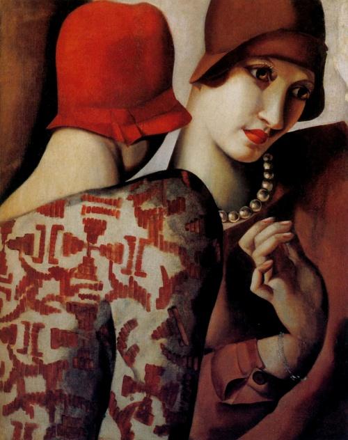 Tamara De Lempicka - Xxe (1921-1946) (126 работ)