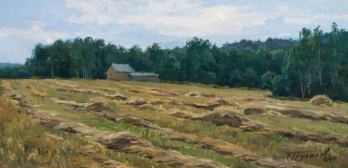 Брусилов Станислав Александрович (100 работ)