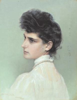 Vittorio Matteo Corcos (Витторио Маттео Коркос)(1859-1933) (52 работ)