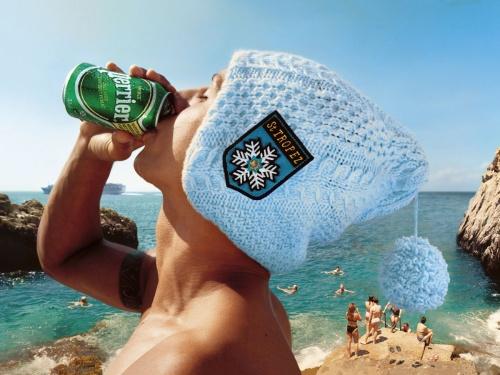 Современная реклама: безалкогольные напитки. часть 4 (76 фото)