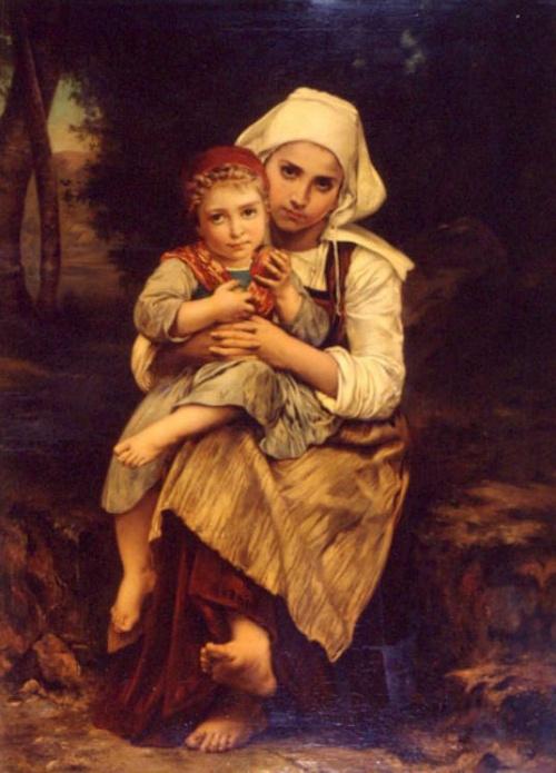 Leon Jean Basile Perrault (1832-1908) (54 работ)