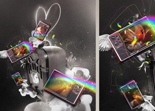 Креатив + Photoshop (28 фото)