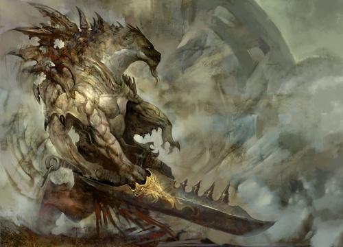 Фэнтази от Kekai Kotaki (137 работ)