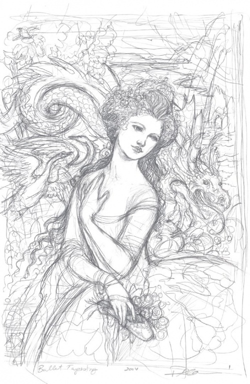 The Art of Rebecca Guay (102 работ)