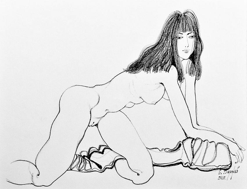 Интим рисунки ручкой