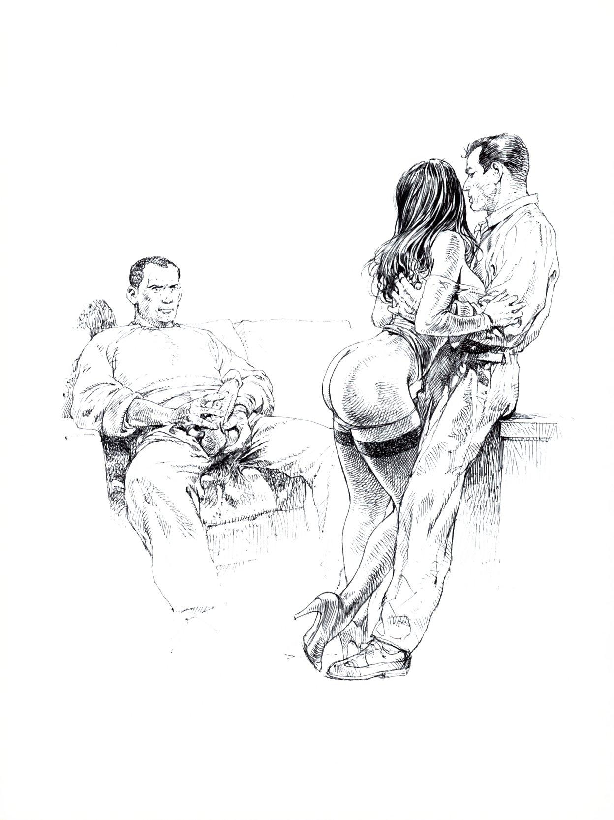 Рисунки сексуальные