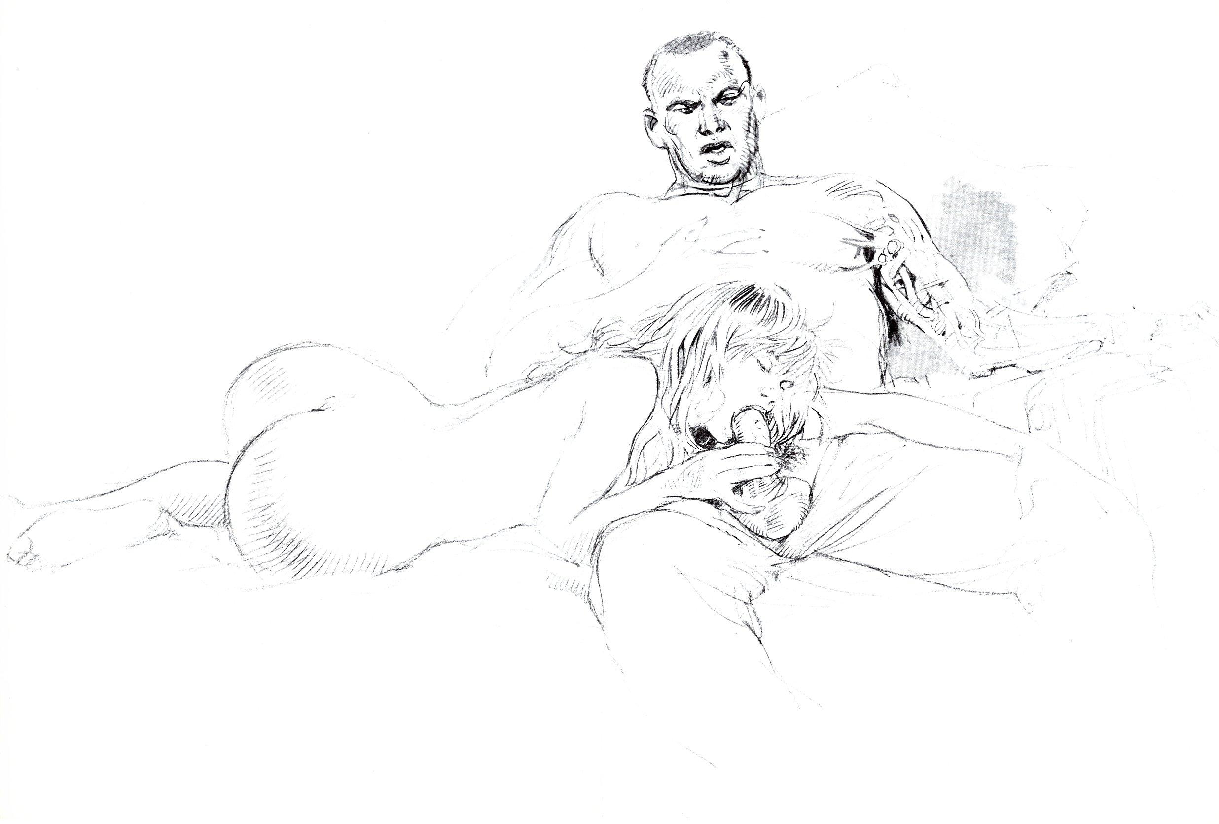 Рисунки паоло серпиери 5 фотография