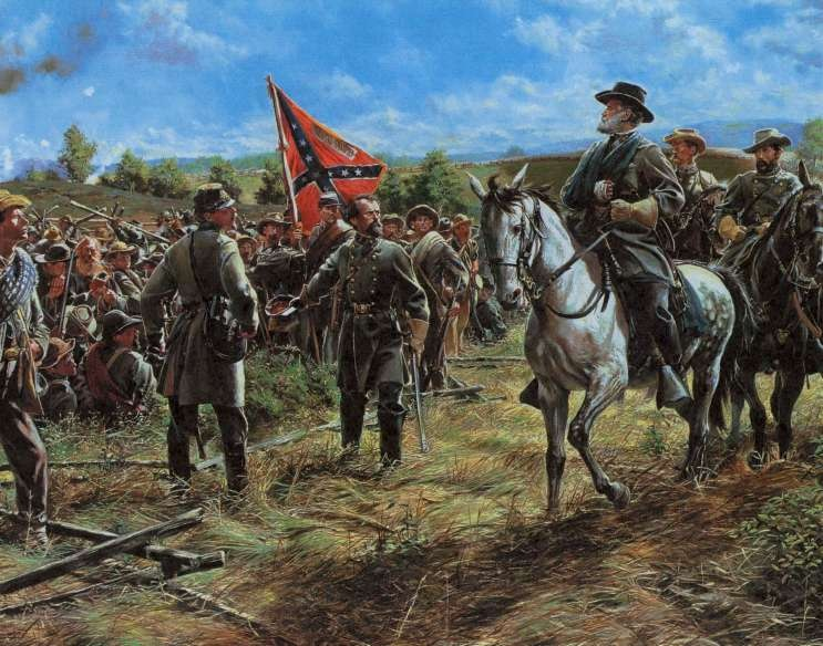 an analysis of the secesh and the yankees having a big war North and south divide - the american civil war and the wars of the industrial revolution - by brian holden reid.