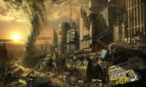 Apocalyptic Artwork (82 работ)