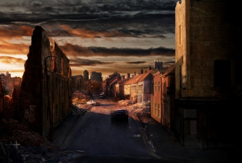 Apocalyptic Artwork (82 работ)