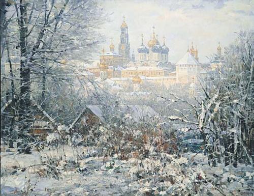 Художник Василий Нестеренко (118 работ)