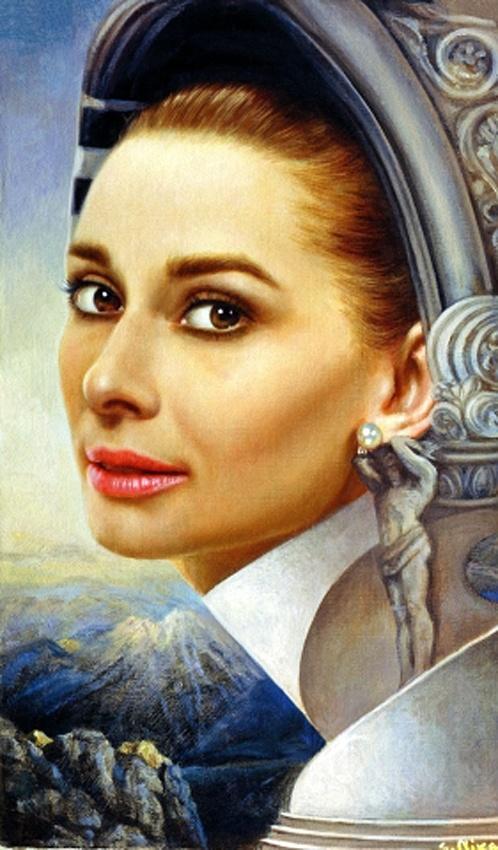 Художник Никас Сафронов (Река времени) (83 работ)