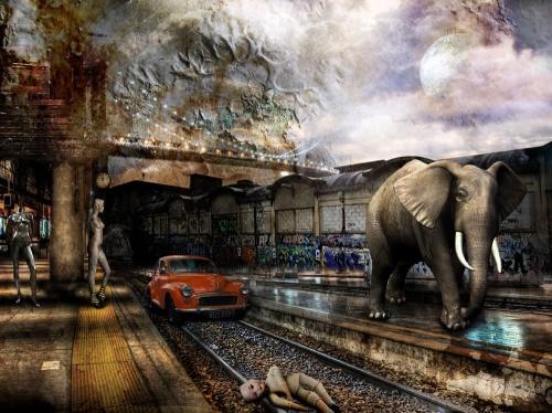 Digital Art by Erwan Minguy (74 фото)