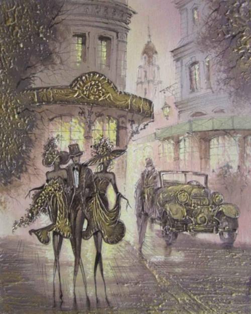 Художник Дмитрий Михайлович Авласевич (18 работ)