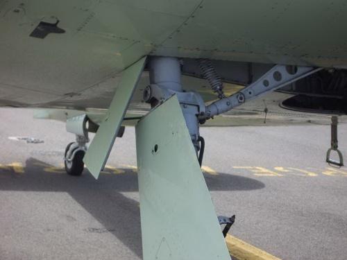 Английский истребитель Hawker Sea Fury FB.11 (77 фото)