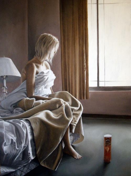 Фотореалистичные картины Линнеи Стрид (25 работ)
