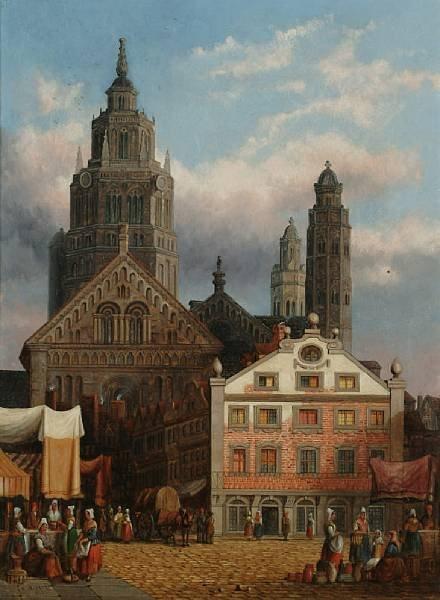 Английский художник Thomas Cooper Gotch (1854–1931) (90 работ)